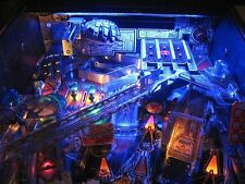 Johnny Mnemonic Pinball Playfield Luz Mod