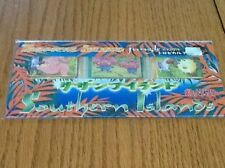 Pokemon TROPICAL ISLAND 3 Card Japanese Promo Set JUNGLE Sealed