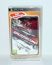 JEU SONY PSP - SPLIT  SECOND VELOCITY COMPLET