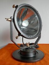 GROS PHARE PROJECTEUR BATEAU LAMPE NO CREMER JIELDE DESIGN FRENCH LIGHT LOFT