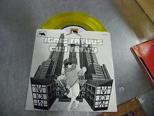 Guy Finley Let It Snow/Same [Yellow Colored vinyl] 45 RPM 1975 Tom Cat EX