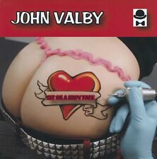 JOHN VALBY - SIT ON A HAPPY FACE - NEW CD