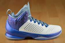 2016 NIKE AIR JORDAN MELO M11 SZ 8.5 WHITE ROYAL CLEAR BLUE 716227-105