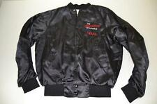 CHEVY NOVA VINTAGE HEARTBEAT OF AMERICAN BLACK WIND JACKET MENS SIZE SMALL S
