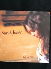 NORAH JONES: FEELS LIKE HOME 2004 Blue Note CD with The Handsome Band & guests