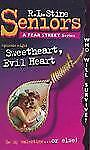 Sweetheart, Evil Heart (Fear Street Seniors, No. 8), R. L. Stine, Acceptable Boo