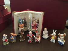 Department 56 Alice in Wonderland Candle Crown Limited Edition Set