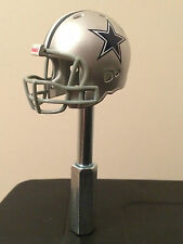 Dallas Cowboys Mini Helmet NFL Beer Tap Handle Football Kegerator Super Bowl NFC