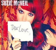 Dear Love [Digipak] * by Suzie McNeil (CD, Jul-2012, 604 Records)