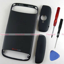 New Original Housing Mid Frame Back Cover for HTC One S Z520e Ville Z560e Black