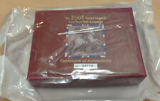 GB 2004 GOLD PROOF HALF SOVEREIGN -- COA AND ORIGINAL PACKAGING - UNOPENED