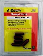A-Zoom  Pachmayr Snap Caps, 380 Auto, 5 pack, 15113