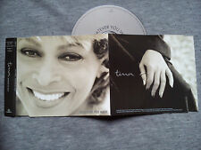 "TINA TURNER – ""WHATEVER YOU WANT"" PROMOTIONAL CD SINGLE"