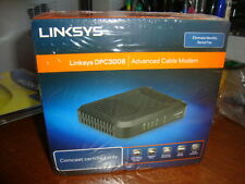 NEW SEALED Linksys DPC3008 Advanced DOCSIS 3.0 Cable Modem - Comcast Certified