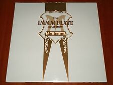 MADONNA THE IMMACULATE COLLECTION 2x LP VINYL *RARE* SIRE REPRESS GATEFOLD New