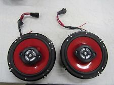 Sony Xplod XS-R1641 4-Way 6.5in. Car Speakers Pair Good Used 5B9