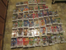 LOT 52 Amiibos SET ALMOST COMPLETE US AUTHENTIC 100% RARE VILLAGER,MARIO GOLD ++