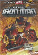 Dvd **L'INVINCIBILE IRON MAN** nuovo sigillato 2006