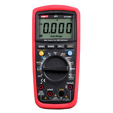 UNI-T UT139C True RMS Digital Multimeter Handheld LCR Meter Ammeter Multitester