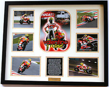 New Valentino Rossi Signed Limited Edition Memorabilia