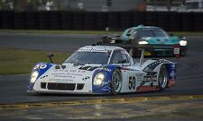 2012 Riley Scott MKIII Le Mans Prototype Vintage Classic Race Car Photo CA-1023