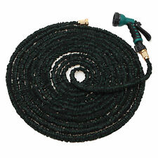 Latex 100 Feet ultraviolet-proof Expandable Flexible Garden Water Hose