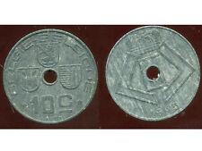 BELGIQUE 10 centimes 1945   BELGIE-BELGIQUE  ( bis )