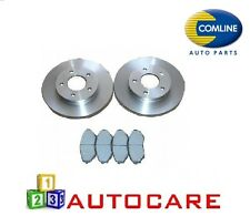 Ford Fiesta mk6 Genuine Comline Front Brake Discs & Pads Set