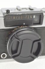Olympus Pen EE3 Lens Cap with Cord & Flash Shoe Cover- Brand New - Fast UK post