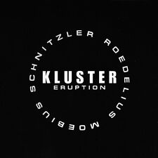 KLUSTER Eruption CD (1996 Marginal Talent) Schnitzler, Moebius, Roedelius