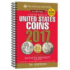 2017 Red Book Of US Coins Spiralbound Softcover Redbook IN STOCK & SHIPPING