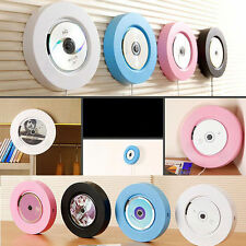 Wall Hanging Mounted Hifi CD Music Player With Speaker Remote Control Portable