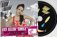 "CD CARTONNE CARDSLEEVE 2T LILY ALLEN "" SMILE "" 2006  FRENCH STICK"