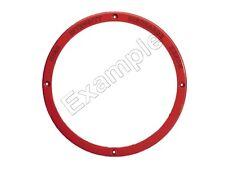 HELLA Universal Luminator Xenon Spotlight Red Frame SUV Jeep 9AG147939-031