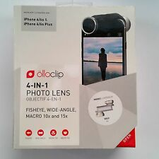 olloclip 4-in-1 Lens for iPhone 6 6s & iPhone 6 6s Plus Gold White