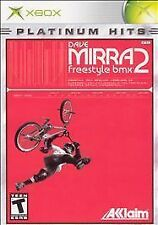 Dave Mirra freestyle BMX 2 - XBOX - US Xbox