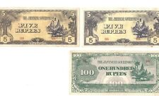 Collection of 30 Banknotes from across the World Asia Europe Americas