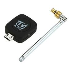Mini Micro USB DVB-T Android TV Tuner Stick Dongle Receiver For Samsung HTC UK