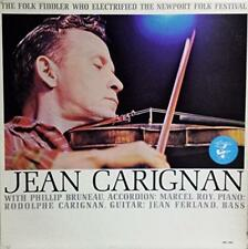 JEAN CARIGNAN: THE FOLK FIDDLER WHO ELECTRIFIED THE NEWPORT FOLK FESTIVAL lp