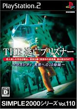 Used PS2 Simple2000 Series The Escape from Los Angeles Japan Import