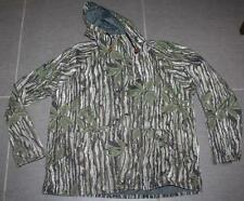 Men's CABELA'S Camo Gore Tex Jacket Parka Made In USA MINT L Guidewear Realtree