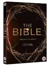 The Bible: TV Mini-Series (4 Discs) - DVD