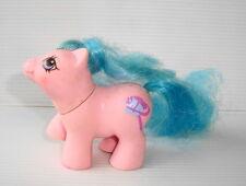 Mon Petit Poney My Little Pony vintage 1987 baby Sticky blue