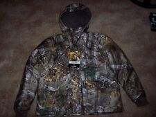 Realtree Camo Jacket youth XL Insulated Hunting Jacket Realtree Camo Rain Jacket