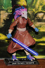"Star Wars CUSTOM Jedi Knight Vergere 3.75"" fig. (PRE-Order) 2 week Lead-Time"