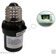 Yard/Garden/Outdoor Use Dusk To Dawn Photocell Light Control Auto Sensor Socket