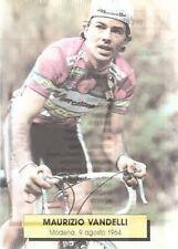 MAURIZIO VANDELLI Cyclisme ciclismo MERCATONE UNO 92 Cycling PINARELLO ciclista