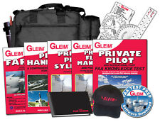Gleim Private Pilot Kit - 2017 - All-In-One PPL Training Kit w/ Online Test Prep
