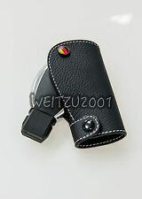 leather key case for Mercedes Benz C-Class C200 C63 C300 AMG A Class W204 W205