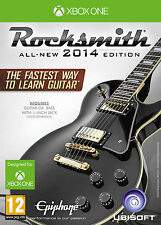 Rocksmith: 2014 Edition with Real Tone Cable (Microsoft Xbox One, 2014)